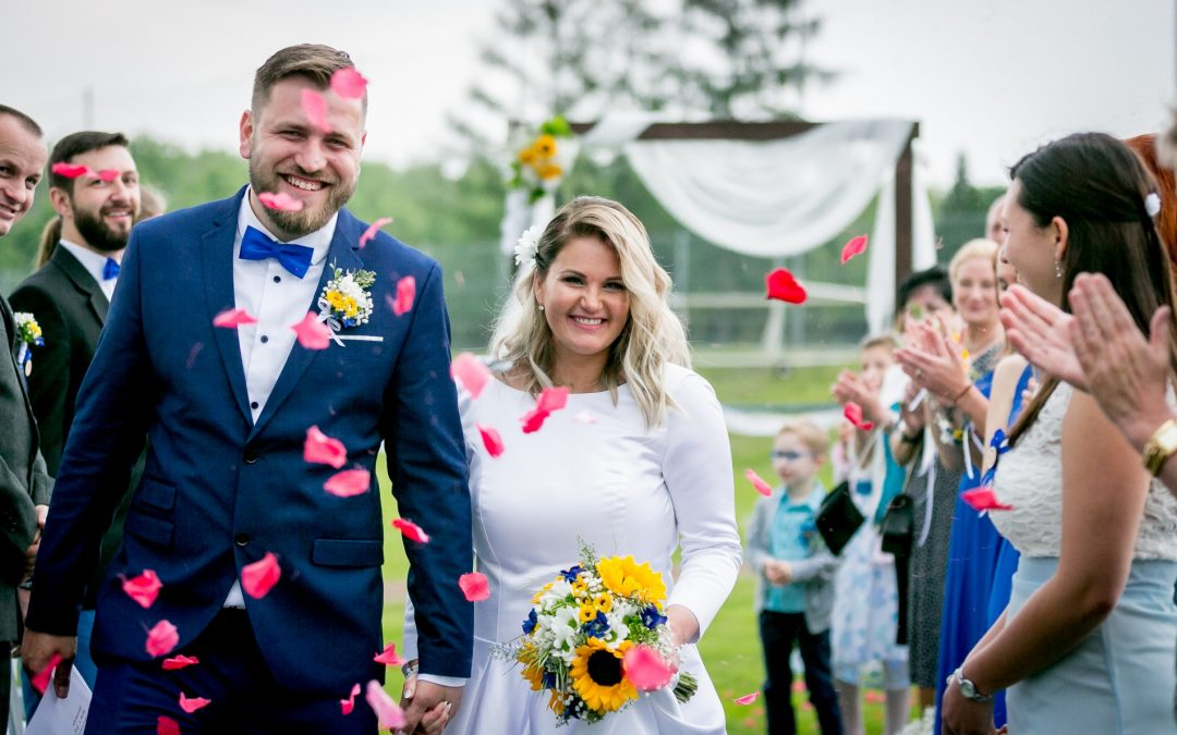 Wedding story of  Ráda & Josef
