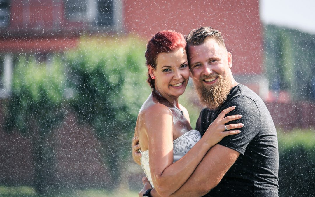 Svatební příběh Lídy a Libora
