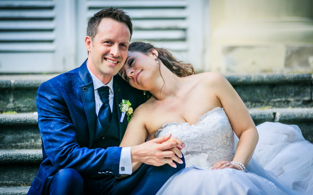 Svatební příběh Julči a Mika