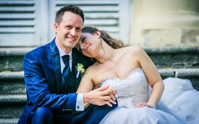 Wedding story of Julia & Mike