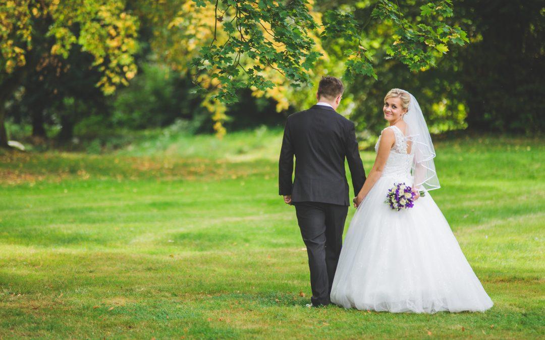 Svatební příběh Adélky a Mirka