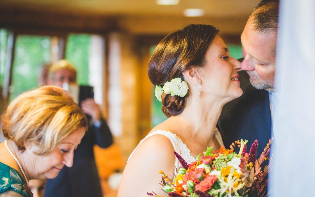 Svatební příběh Šárky a Jirky