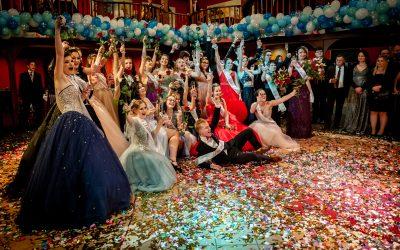 Maturitní ples Biskupského gymnázia Bohosudov