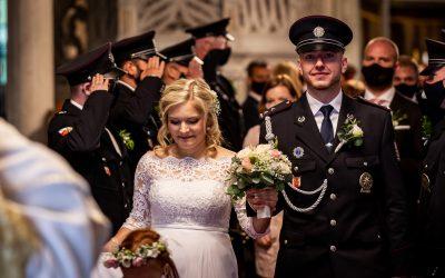 Svatební příběh Nikol a Jiří