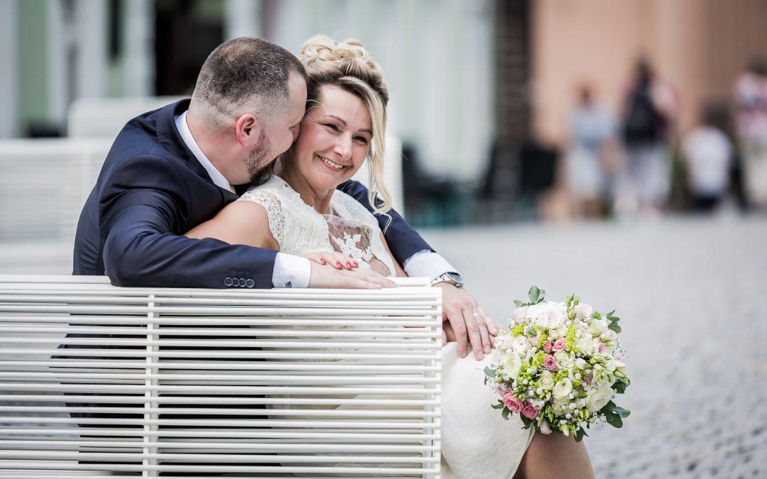 Svatební příběh Simony a Michala