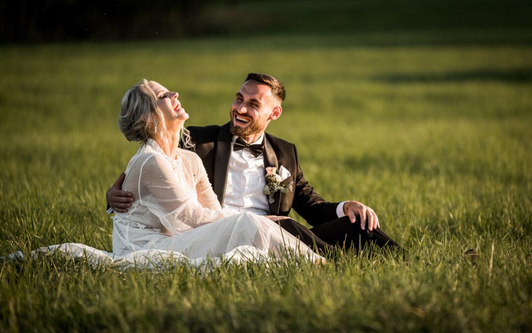 Svatební příběh Káti a Tomáše