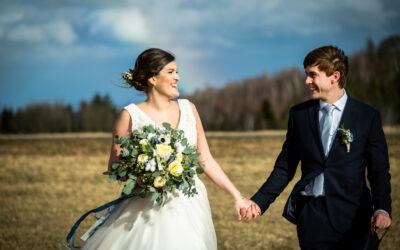Svatební příběh Aničky a Honzy