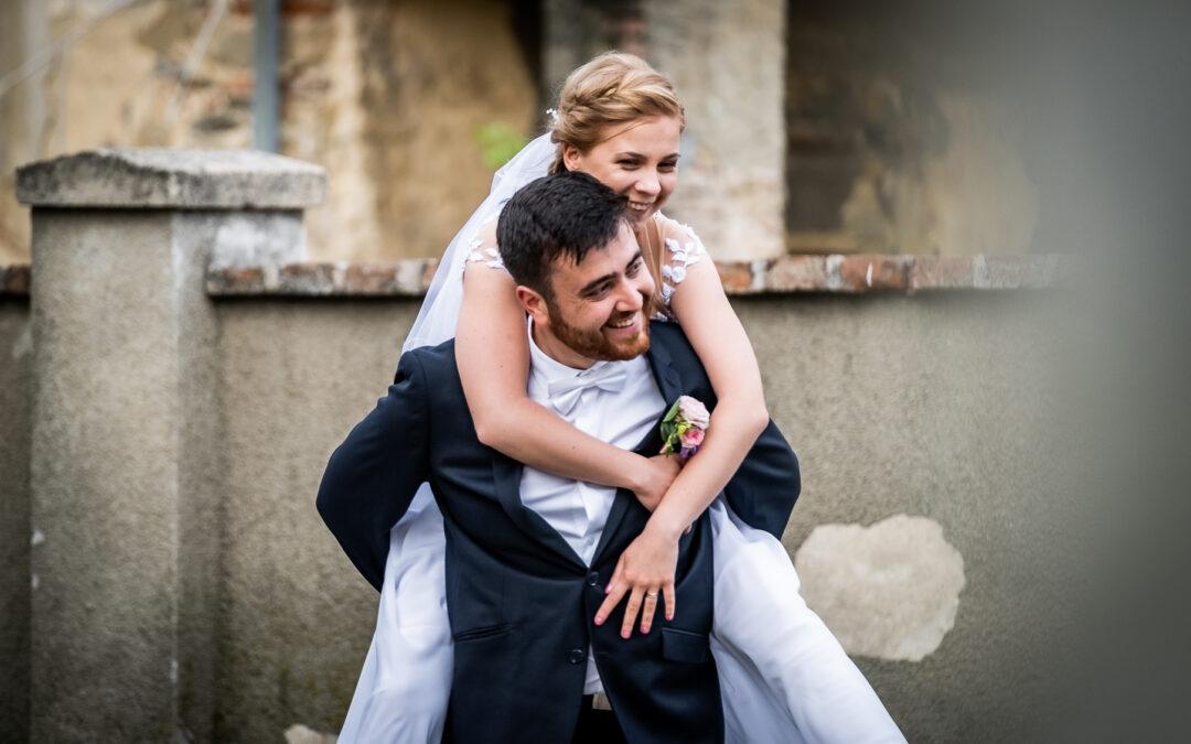 Svatební příběh Alevtyny & Vítka